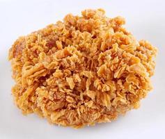 pedaço de frango crocante-4 foto