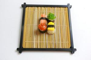 cozinha japonesa foto