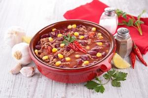 Chili com Carne foto