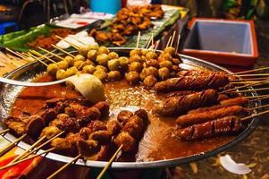 prato nacional popular em muitos outros países do sudeste asiático foto