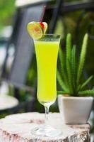 refrigerante de limão foto