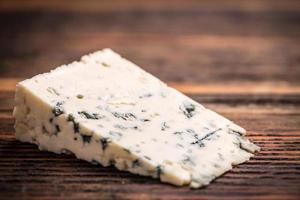 queijo azul foto