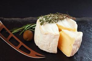 queijo francês foto