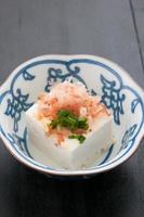 cozinha japonesa, hiyayakko foto