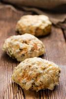 pães de queijo foto