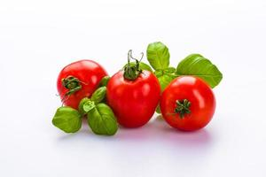 mussarela de tomate foto