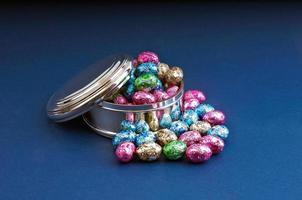 caixa de ovos foto