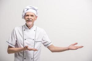 cozinheiro chefe foto