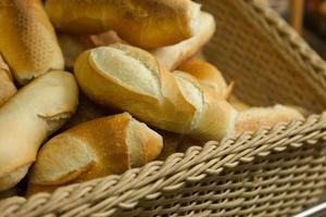 padaria de pão. foto
