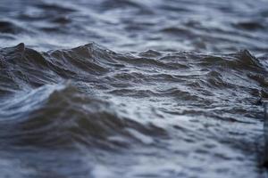 detalhe da água