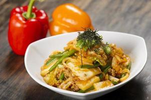 frite asiático