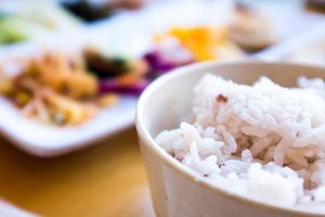 Comida coreana foto