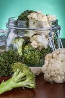 brócolis enlatado foto