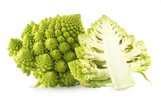 brócolis romanesco foto