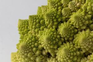 couve-flor romanesco brócolis foto