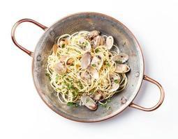 Spaghetti Alle Vongole foto