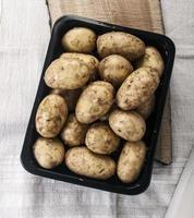 batatas foto