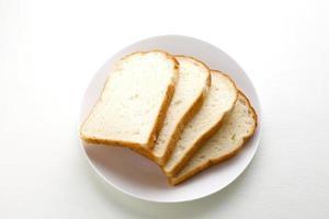 pão simples foto