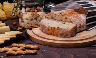 pão diferente foto