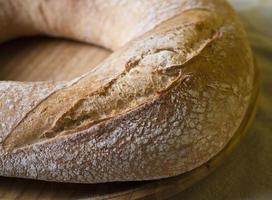 pão galego foto