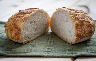 pão orgânico foto