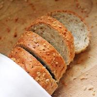 baguete francesa foto