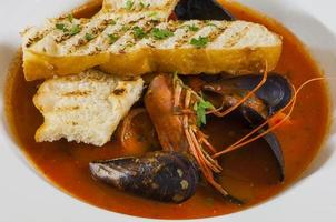 sopa de lagostins