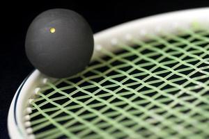jogo de squash foto