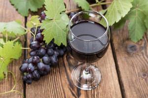 copo com vinho tinto