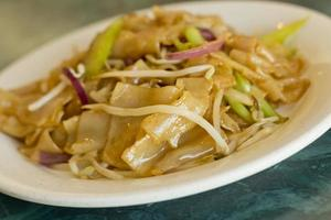almofada de vegetais tailandês