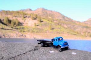 conceito de transporte foto