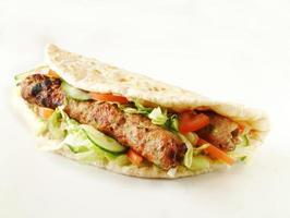 shish kofta kebab foto