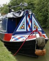 barco estreito foto