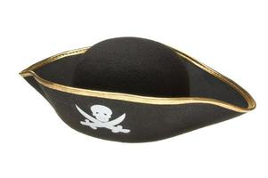 chapéu pirata foto