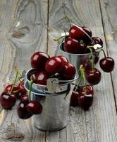 cerejas doces