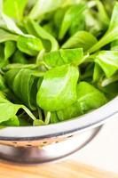 Salada de milho foto