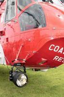 luz de pesquisa de helicóptero foto