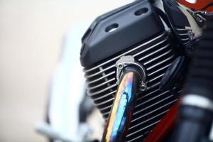 motor de moto
