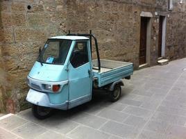 motocicleta siciliana foto