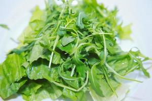 verduras frescas foto
