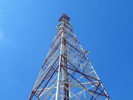 antena de telecomunicações foto