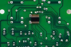 circuitos eletrônicos ampla foto