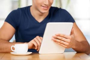 zona wi-fi gratuita. foto