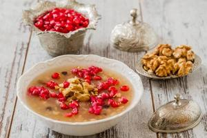 sobremesa turca ashura foto