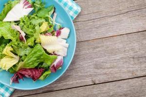 salada saudável fresca foto