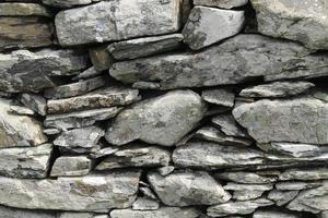 fundo da parede de pedra foto