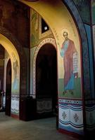 afrescos ortodoxos foto