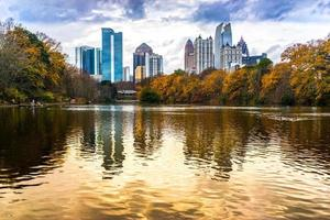 Atlanta, Geórgia, EUA. foto