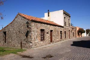 colonia del sacramento, uruguai foto