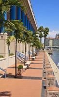 centro de convenções de tampa e riverwalk foto